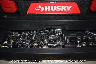 HUSKY 268-PIECE Drive Mechanics Tool Set
