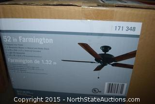 52in Farmington Ceiling Fan