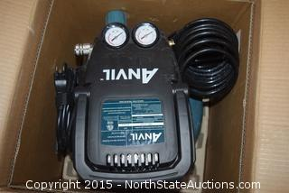 Anvil 2-Gallon Pancake Air Compressor and Accessory Kit