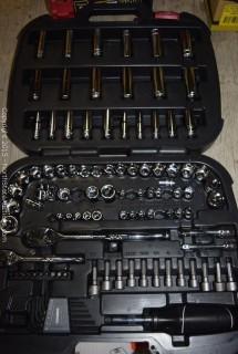 Lot of HUSKY Tools