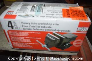 Bessey Heavy Duty Workshop Vice