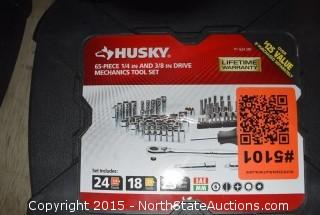 Lot of HUSKY Tools