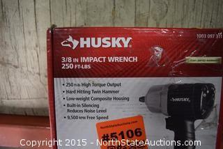 HUSKY 3/8 in Impact Wrench