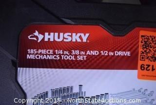 HUSKY 185-Piece Mechanics Tool Set