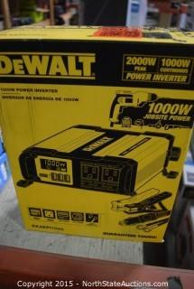 DeWalt Power Inverter