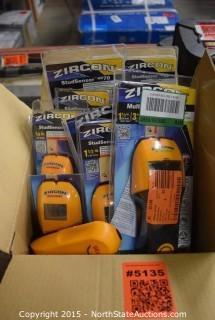 Lot of Zircon Stud Sensors