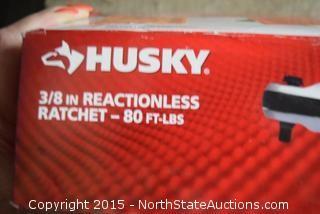 HUSKY 3/8in Reactionless Ratchet