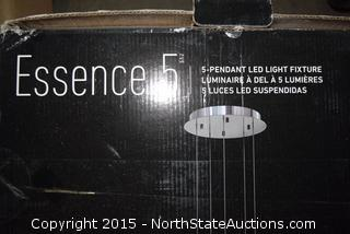 Essence 5 Light Fixture