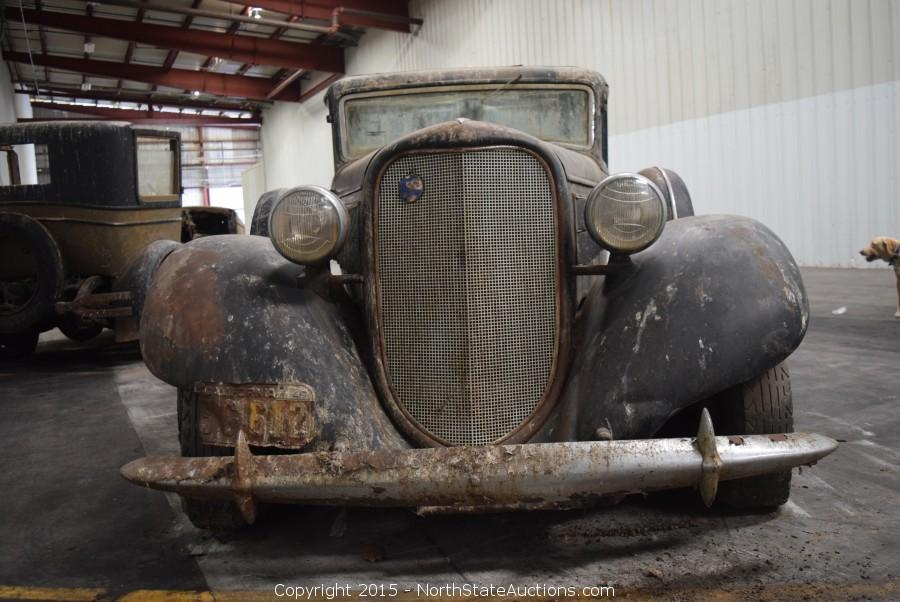 ADVANCE NOTICE!  Uber Classic Barn Find Auction