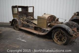 1925  Lincoln 7 passenger Sedan, Type 147A Body by Murray/Lincoln