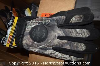 Lot of Klein Tools Journeyman Gloves