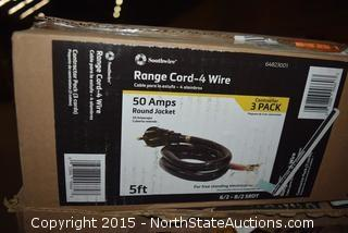 Lot of Appliance Cords