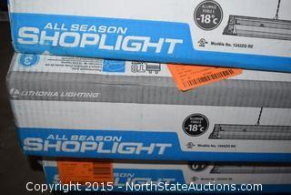 Lot of All Season Shoplights