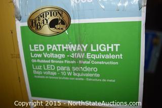 Hampton Bay LED Pathway Lights