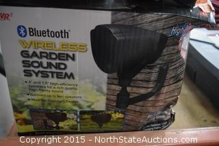 Wireless Garden Sound System