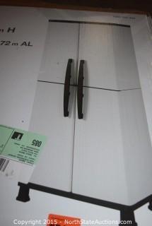 HDX Utility Cabinet