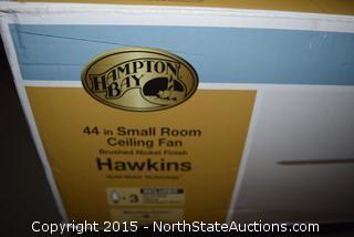Hampton Bay Small Room Ceiling Fan