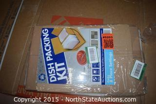 Lot of Pack/Moving Supplies