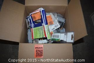 Lot of Misc Electrical Supplies