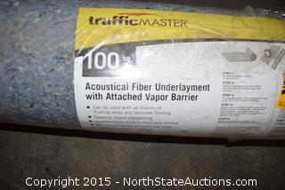 Lot of Misc Underlayment