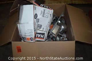 Big Lot of HALO Lighting and Parts