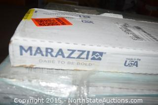 Lot of Marazzi Porcelain Floor and Wall Tile