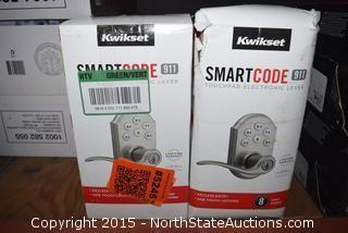 Kwikset Smart Code 911