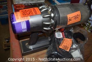 Spare  Vacuum Parts