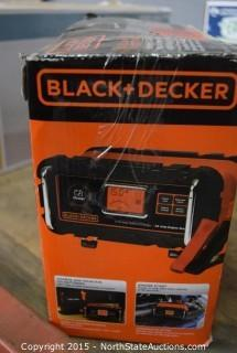 Black+Decker Battery Charger
