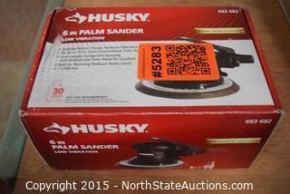 HUSKY 6 in Palm Sander