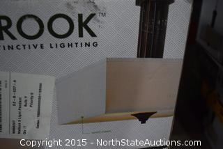 Manor Brook 3-Light Pendant