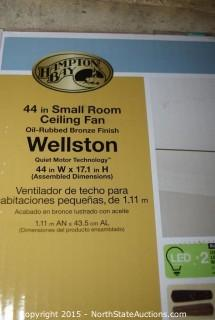 Hampton Bay Small Room Ceiling Fan