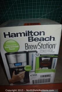 Hamilton Beach BrewStation