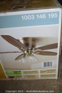 Hampton Bay Large Room Ceiling Fan