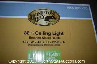 Hampton Bay Ceiling Light