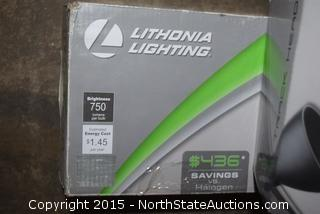 Lot of Lithonia Lighting