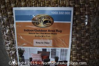 Hampton Bay Indoor/Outdoor Area Rug