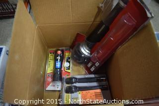 Lot of Flashlights