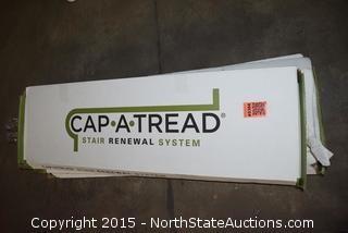 Cap A Tread Stair Renewal System