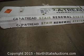 Cap A Tread Stair Renewal System