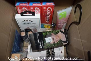 Lot of Personal Care and Beauty Products