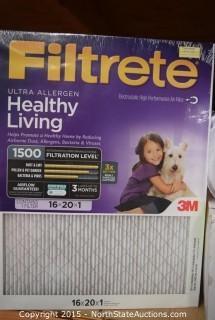 Filters 16x20x1