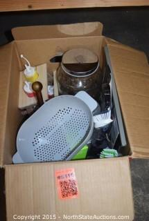Lot of Misc Kitchenware