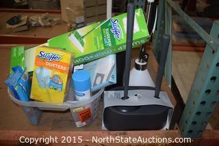 Lot of Cleaning Supplies