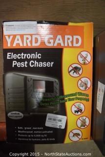 Yard Garden Electronic Pest Chaser