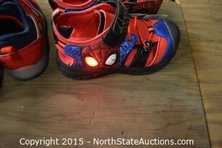 Lot of Toddler Boy Shoes