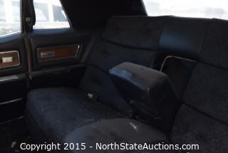 """1969 Cadillac Limousine """"Angie"""""""