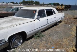 """Cadillac Limousine """"Angie"""""""