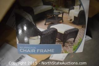 Set of Wilmington Chair Frames