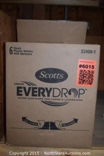 Lot of Scotts Liquid Everydrop